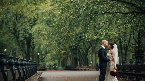 Melissa + Lawrence | Yale Club of New York City NY